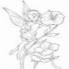 Coloring Tinker Bell -1