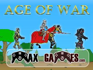 Играть онлайн - Age Of War - Эпоха войны
