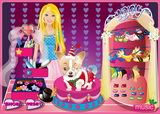 Barbie and Her Cute Dog - Скриншот 4