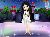 Bratz Sheridan Dress Up - Скриншот 4