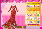 Design a Barbie Dress - Скриншот 2