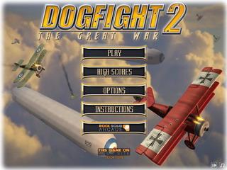 dogfight 2 играть онлайн