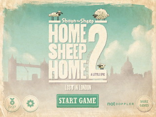 Играть онлайн - Home Sheep Home 2