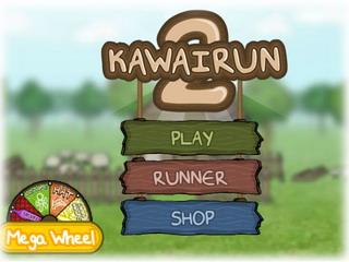 Каваи бег 2 играть