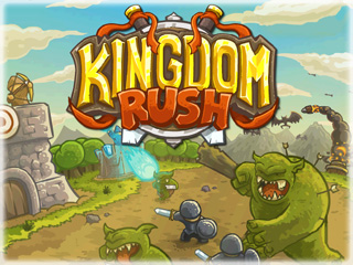 Играть онлайн - Kingdom Rush