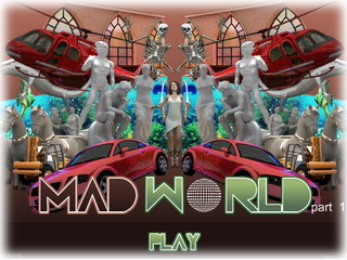 Играть онлайн - Mad World