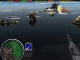 Морской бой. Подводная война - Скриншот 2