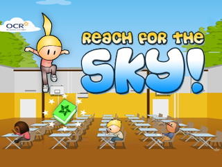 Играть онлайн - Reach For The Sky