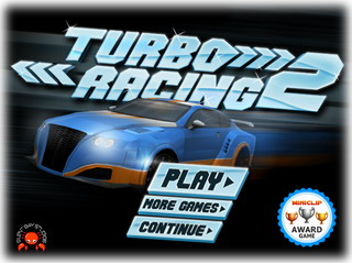 Играть онлайн - 3D онлайн гонки Turbo Racing 2
