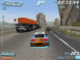 3D онлайн гонки Turbo Racing 2