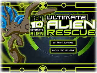Играть онлайн - Ultimate Alien Rescue